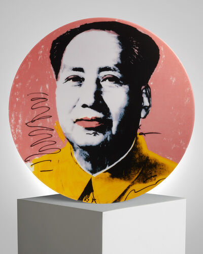 Andy Warhol, 'Mao Yellow Jacket', ca. 2019