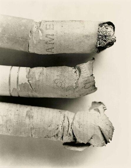 Irving Penn, 'Cigarette #135 (C415)', 1972