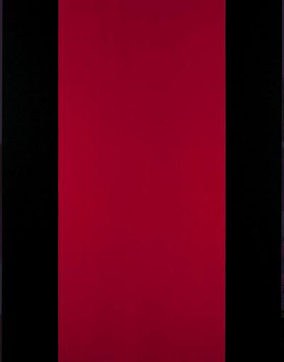 Barnett Newman, 'The Way II ', 1969