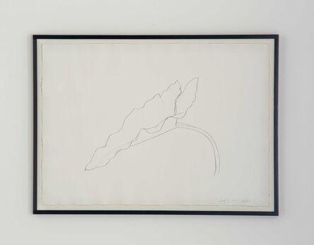 Ellsworth Kelly, 'Leaf X, from Twelve Leaves', 1978