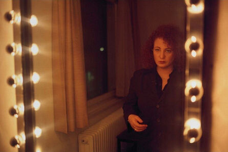 Nan Goldin, 'Self-portrait in the mirror, Hotel Baur, Zürich', 1998