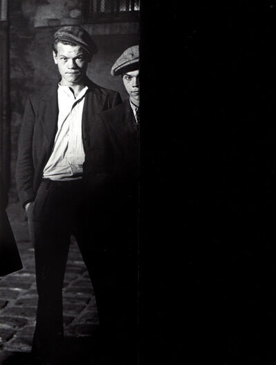 Brassaï, 'Members of Big Albert's Gang, Place d'Italie ', ca. 1936