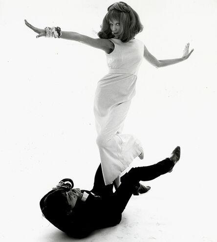 Bert Stern, 'David Bailey and Veruschka, VOGUE, New York', 1964