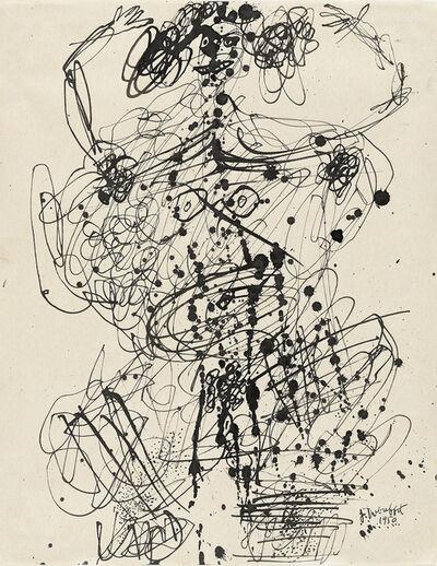 Jean Dubuffet, 'Corps de dame (Lady's Body)', ca. 1950