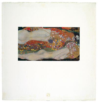 Gustav Klimt, 'Water Serpents II [Das Werk Gustav Klimts]', 1908-1914