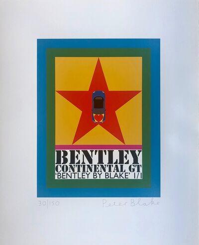 Peter Blake, 'Bentley', 2016