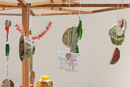 Derya Akay, 'cyclodrum, potbound & soup from stone', 2015