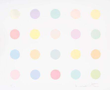 Damien Hirst, 'Spot Print - Vespula Vidua', 2011
