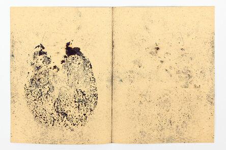 Mohamed Arejdal, 'Geste nomade #3', 2012