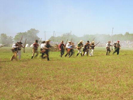 Edie Winograde, 'Decisive Battle at San Jacinto (La Porte, Texas) Ed. 10'