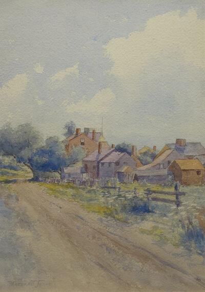 Marshall Jones, 'Nantucket Roadway'
