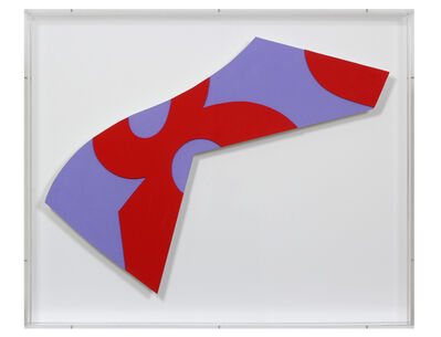 Carla Accardi, 'Mistero in-forme', 2012
