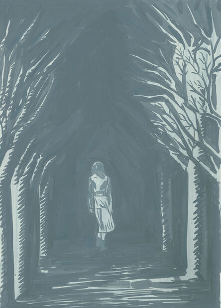 Aleksandra Waliszewska, 'Untitled [Into the Forest]', 2012-2014