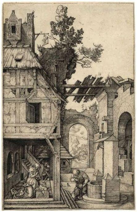 Albrecht Dürer, 'Nativity – Weihnacht   ', 1504