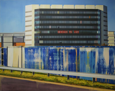 Ross Brown, 'Ocean Drive (Office To Let)', 2017