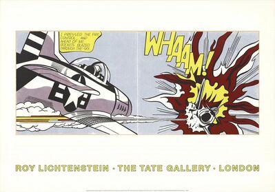 Roy Lichtenstein, 'Whaam!', 1991