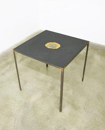 Roman Signer, 'Tisch', 1979