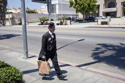 Franck Gérard, 'Hollywood Boulevard, Hollywood, Los Angeles, California.', 2014