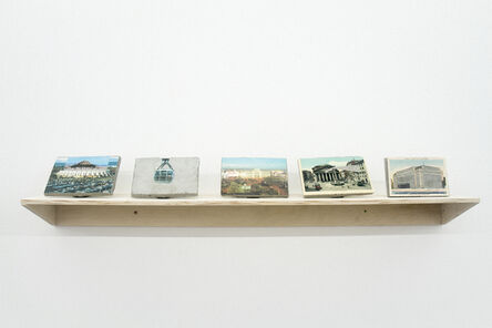 André Komatsu, 'Grupo 7 - da série (Re)forma real', 2014