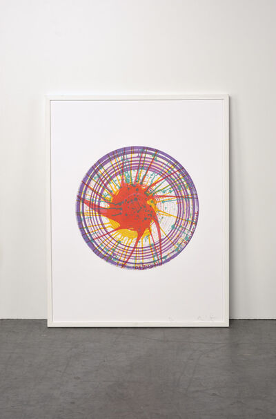 Damien Hirst, 'Round (from in a spin, the action of the world on things, volume I)', 2002