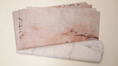 Atelier de Pinturas - Arte Digital, 'Lambe Lambe Indoor Rose Marble', 2015