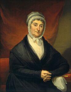 Jacob Eichholtz, 'Ann Old Coleman (Mrs. Robert Coleman)', ca. 1820
