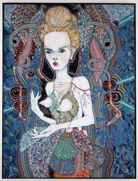 Del Kathryn Barton, 'that is its nature', 2013