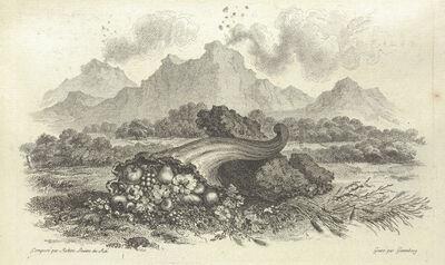 Jean Claude Richard de Saint-Non (author), '[Detail of illustration on p. 213]', 1781