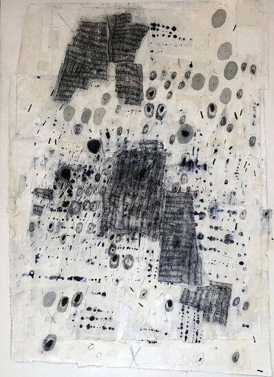 Lari Washburn, 'Map with a Thousand Folds III', 2019