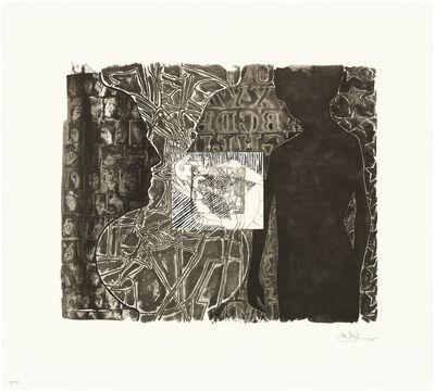Jasper Johns, 'Shrinky Dink 1', 2011