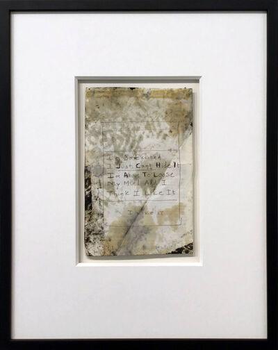 Harland Miller, 'I'm So Excited - Original', 2010