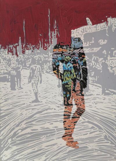 "Pascal Konan, '""Le Blackiste"" 2', 2020"