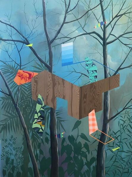 James Kudo, 'Forest II', ca. 2019