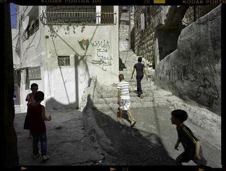 Gilles Peress, 'Silwan, East Jerusalem, near Ras al-Amud', 2013