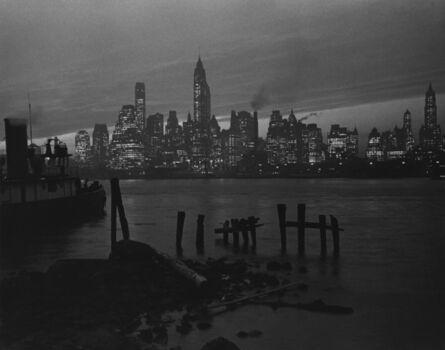 Fred Stein, 'View of Manhattan (New York)', 1945