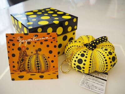 Yayoi Kusama, 'Yayoi Kusama yellow pumpkin pendant', 2019