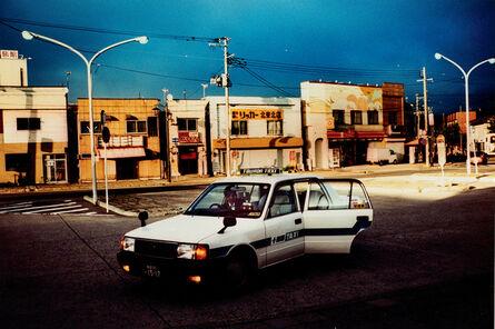 Sean Lotman, 'Ghost town taxi', 2014