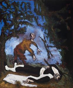 Gérard Garouste, 'The Other and the Matador', 2019