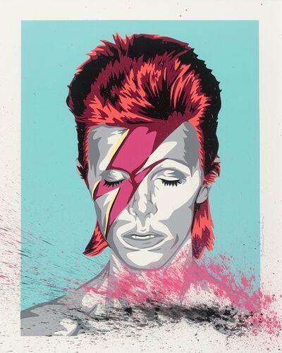Mr. Brainwash, 'Bowie', 2008