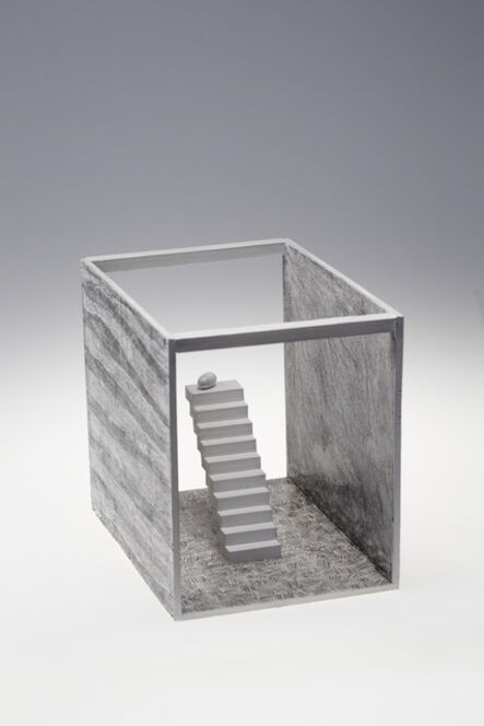 Tatsuo Kawaguchi, 'Relation - Optic Stairway Time, from Under the Ground', 2014