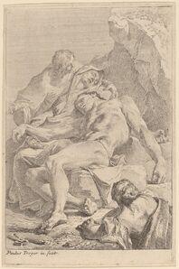 Paul Troger, 'Pietà', 1720s