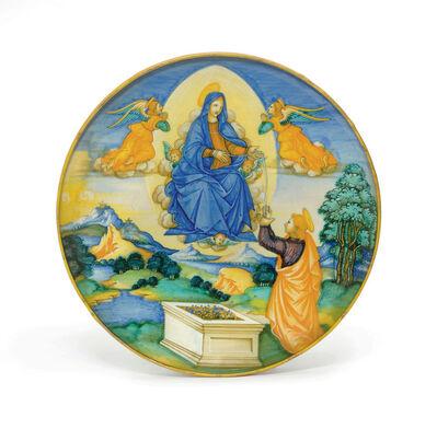 'An Urbino Maiolica Istoriato Footed Dish (Alzata)', ca. 1525