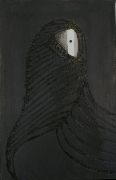 Emilia Azcárate, 'Untitled  (Hombre tapado)', 2017