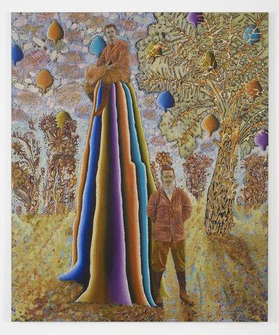 David Brian Smith, 'Ant Hill - Wednesday', 2012