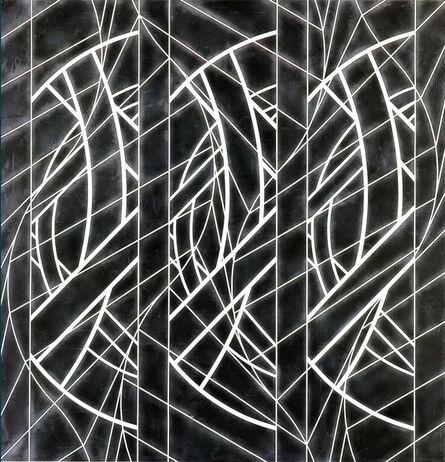 Rogelio Polesello, 'Mapa de partida', 1997