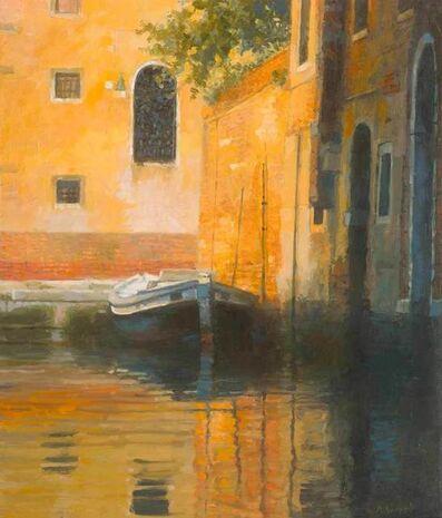 Nicholas Verrall, 'Venice Backwater', 2020