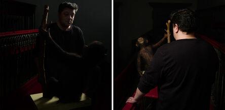 "João Tabarra, 'Biotope project, ""Intégration du vivant, movement""', 2015"