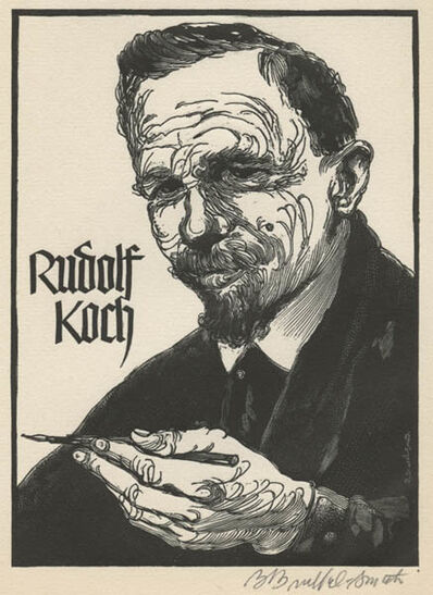 Bernard Brussel-Smith, 'Koch', 1950