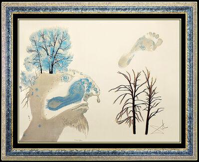 Salvador Dalí, 'Winter', 20th Century
