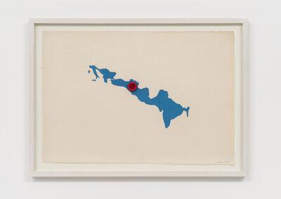 Luca Vitone, 'Eppur si muove (Romanistan)', 2018